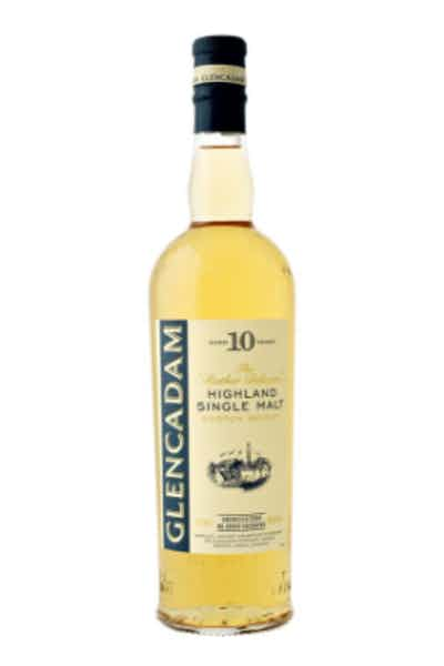 Glencadam Single Malt 10 Year