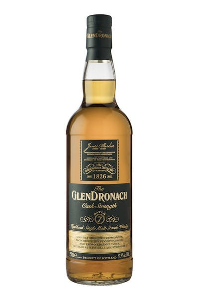 The GlenDronach Cask Strength Batch 2