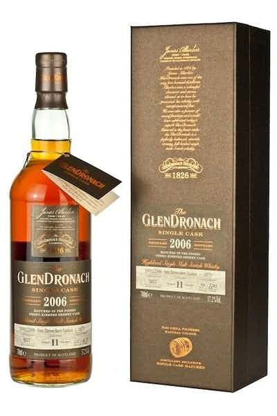 The GlenDronach Single Cask Aged 11 Years