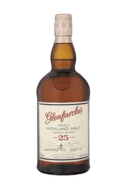 Glenfarclas Single Malt 25