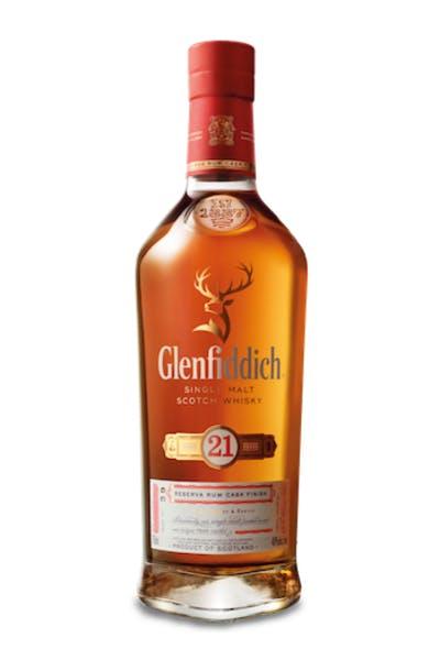 Glenfiddich 21 Year Gran Reserva