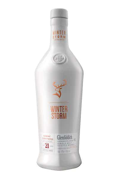 Glenfiddich Winter Storm 21 Year Old Single Malt Scotch Whisky