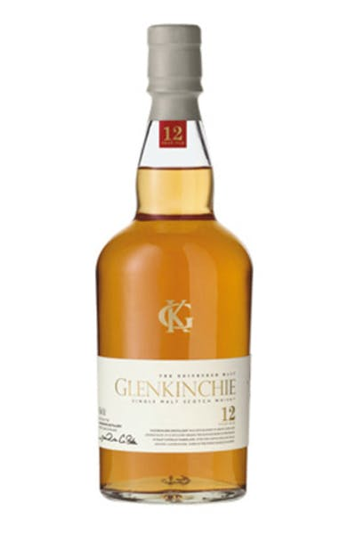 Glenkinchie Single Malt 12 Year
