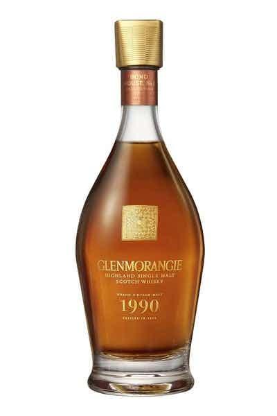 Glenmorangie Grand Vintage 1990 Single Malt Whisky