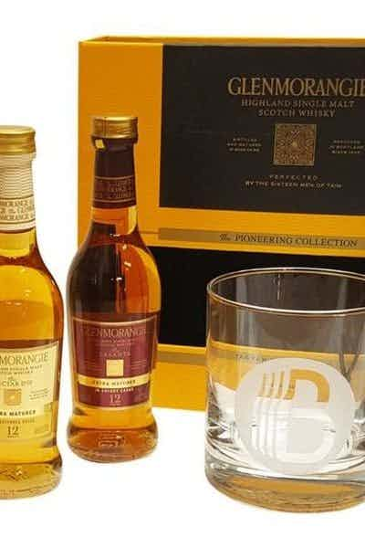 Glenmorangie Scotch Pioneer Pack Single Malt Whisky