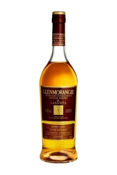Glenmorangie The Lasanta Single Malt Scotch Whiskey 12 Year