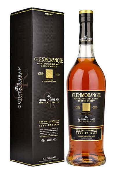 Glenmorangie The Quinta Ruban 12 Years Old Single Malt Whisky