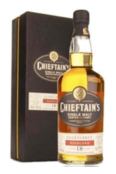 Glenturret Chieftains 25 Year