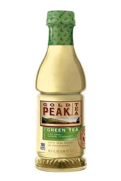 Gold Peak Green Tea