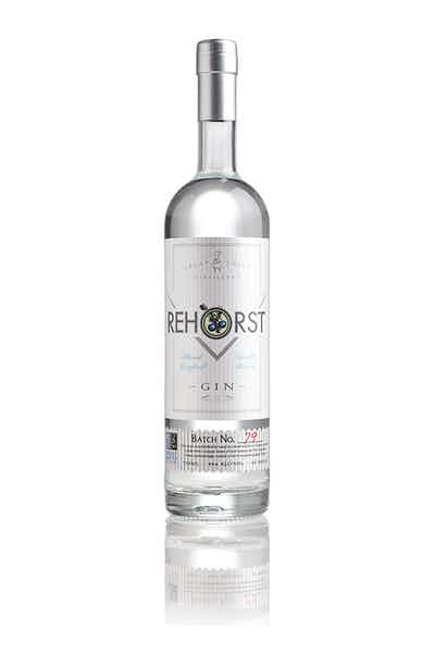 Gold Rehorst Premium Milwaukee Gin