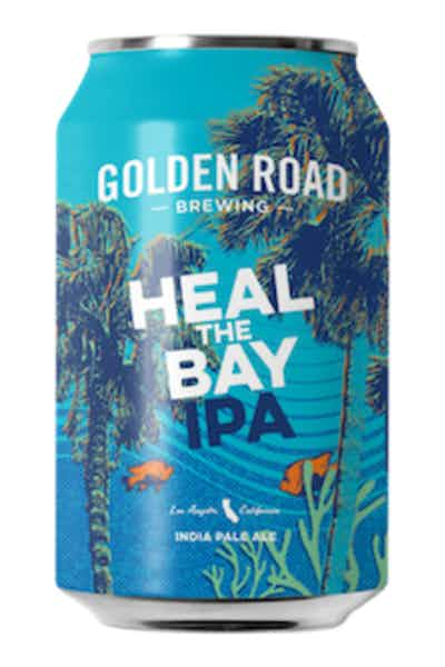 Golden Road Brewing Heal The Bay IPA