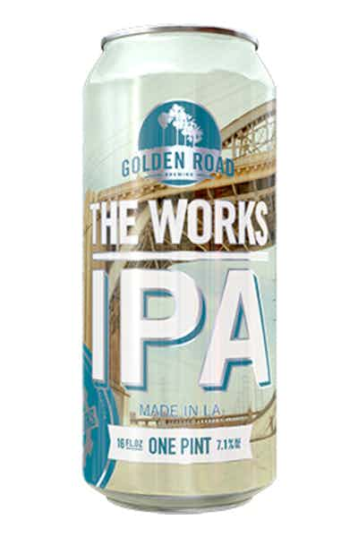 Golden Road Brewing The Works Double IPA