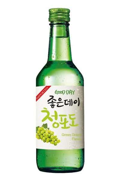 Good Day Soju Green Grape