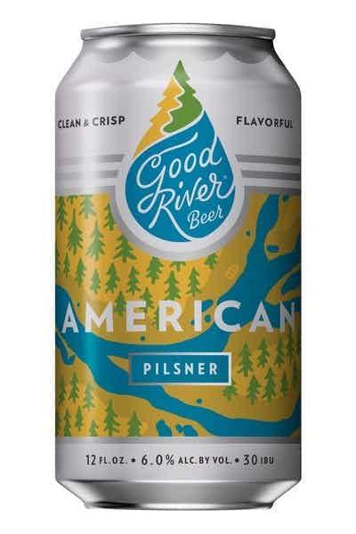 Good River American Pilsner