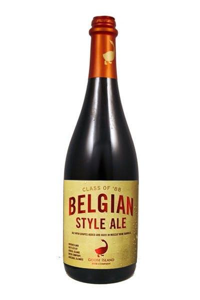 Goose Island Class of '88 Belgian Ale