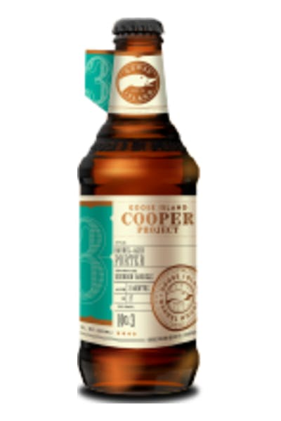 Goose Island Cooper Project #3