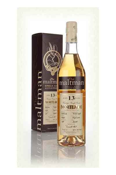 Gordon & MacPhail Mortlach 1998 Cask Strength 13 Year