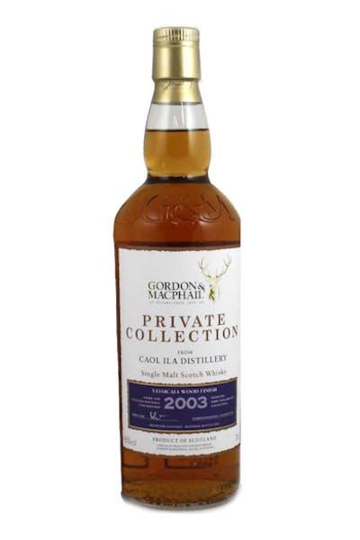 Gordon MacPhail Sassicaia Wood Finish Scotch Whisky