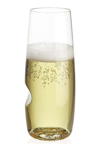 GoVino Champagne Glass