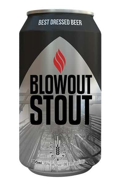 GP Brewing Blow Out Stout