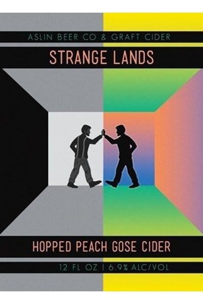 Graft Strange Lands Cider