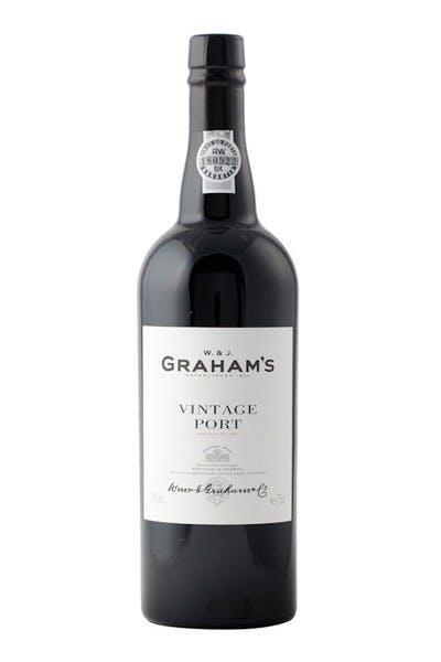 Graham's Port Vintage