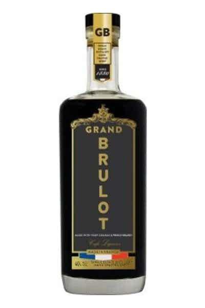 Grand Brulot Cognac & Cafe Liqueur
