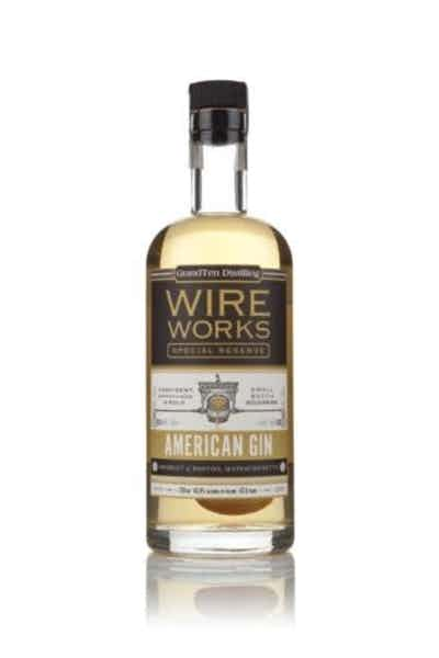 Grand Ten WireWorks Special Reserve Gin