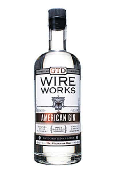 GrandTen Wire Works American Gin