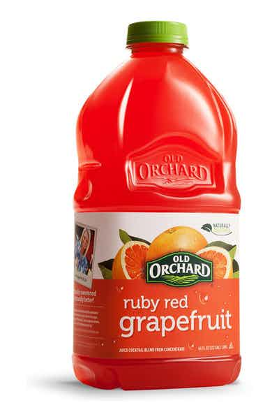 Grapefruit Juice Cocktail (Ruby Red)