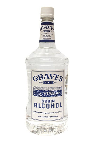 Graves Grain Alcohol