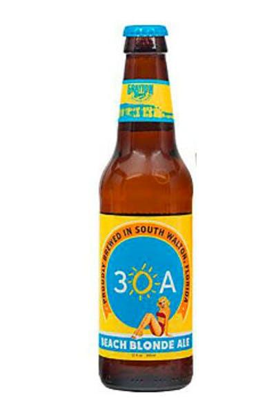 Grayton 30A Beach Blonde Ale