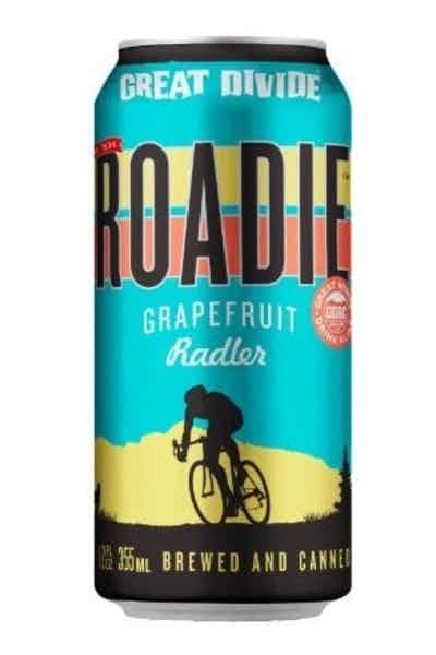 Great Divide Roadie Grapefruit Radler