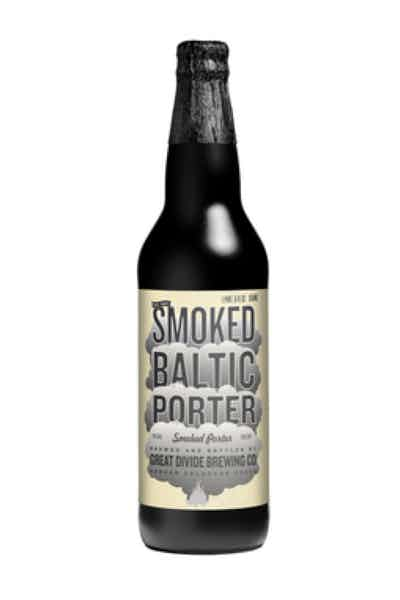 Great Divide Smoked Baltic Porter