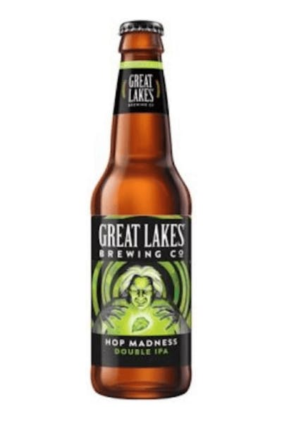 Great Lakes Hop Madness Double IPA