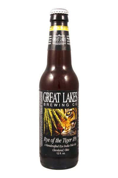 Great Lakes Rye of the Tiger IPA
