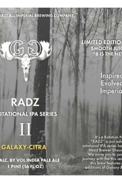 Greater Good Radz II (IPA Series)