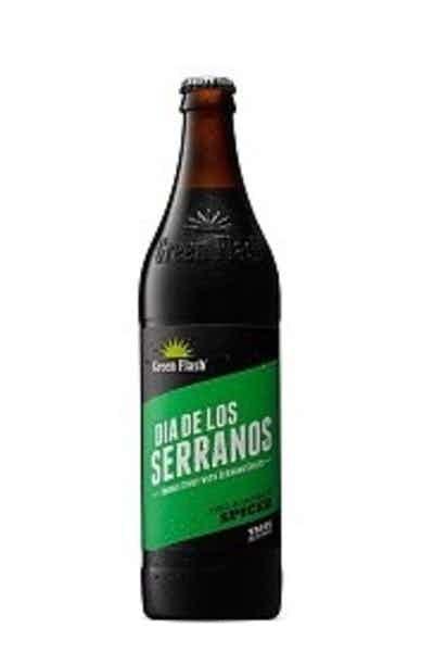 Green Flash Dia De Los Serranos