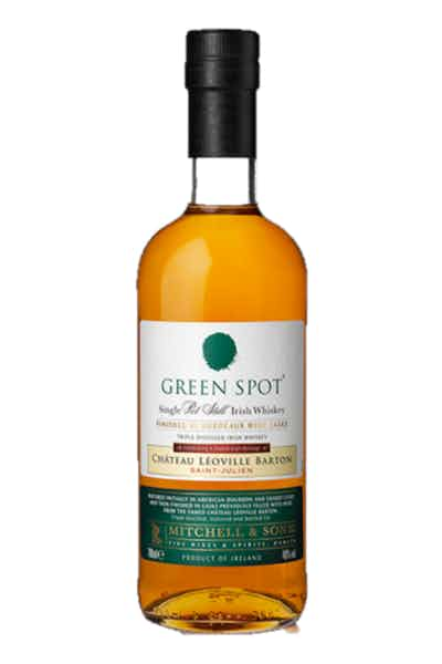 Green Spot Château Léoville Barton Irish Whiskey