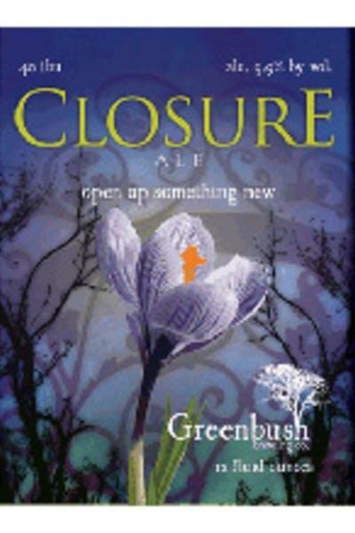 Greenbush Brewing Co. Closure Pale Ale
