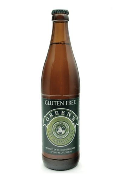 Green's Dry-Hopped Lager - Gluten Free