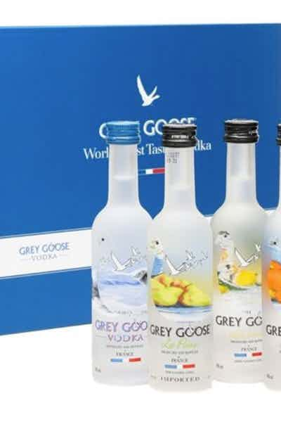 GREY GOOSE® Vodka Extraordinaire Collection 50ml Gift Pack