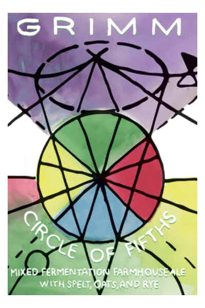 Grimm Artisanal Ales Circle Of Fifths