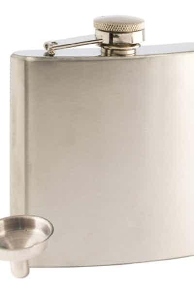 Groomsman Stainless Steel Flask