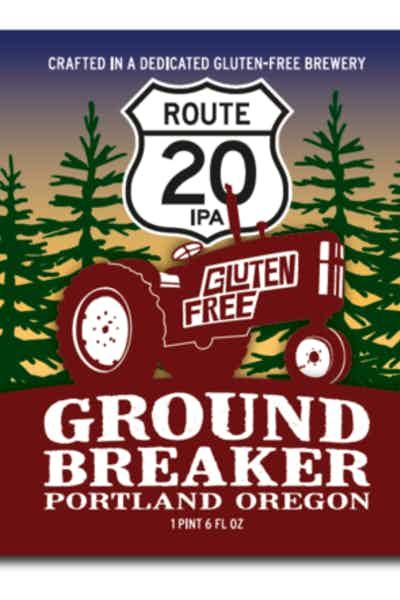 Ground Breaker Experiment Ale Series