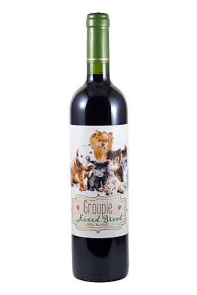 Groupie Mixed Breed Red Blend