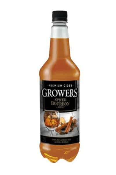 Growers Spiced Bourbon Cider