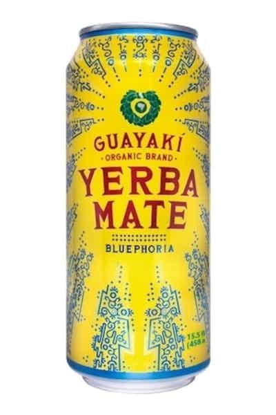 Guayaki Yerba Mate Blueberry