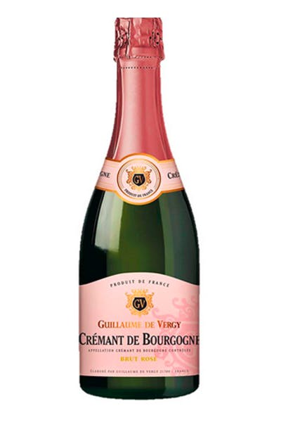 Guillaume de Vergy Brut Rose