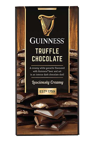 Guinness Dark Chocolate Truffle Bar